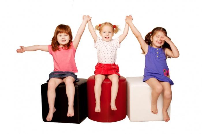 Психологические игры для детей двух-трех лет