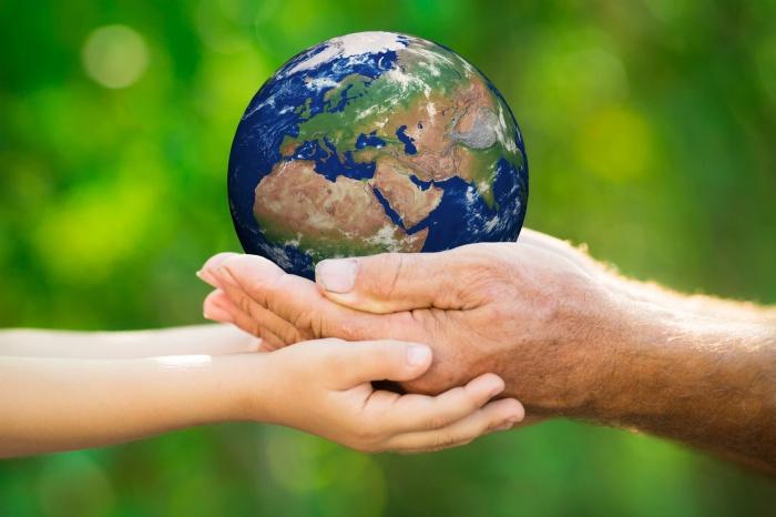 Планета Земля – объяснение для детей