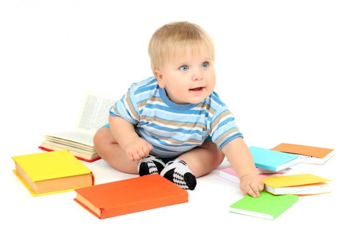 Какие книги читать ребенку в 1-2 года?