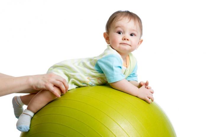 Физическое воспитание детей раннего возраста