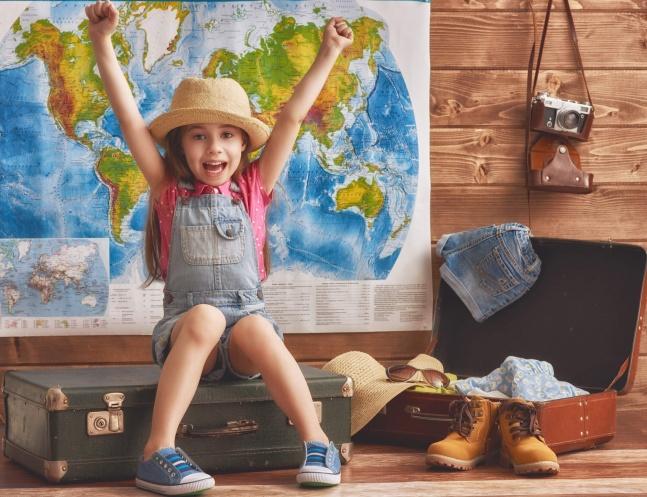 Знакомство детей со странами мира