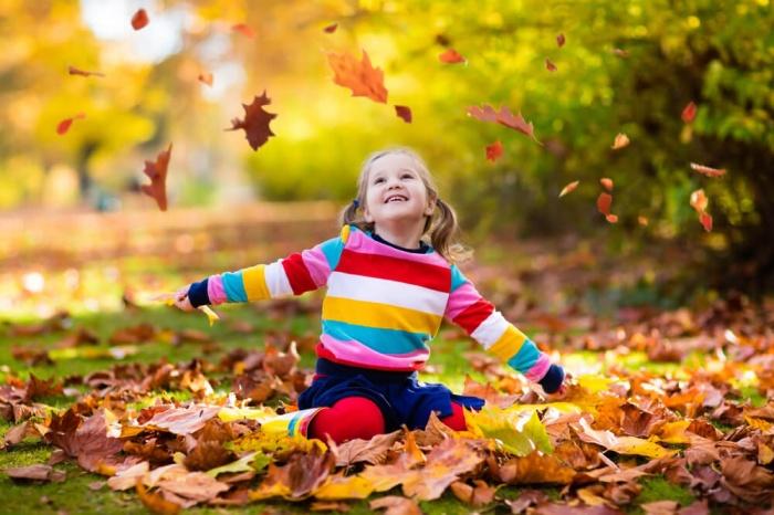 Осенние игры для детей