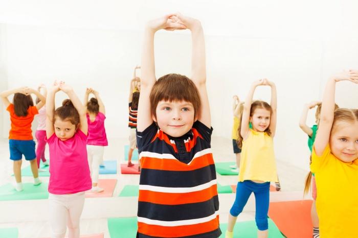 Комплекс спортивных упражнений для детей