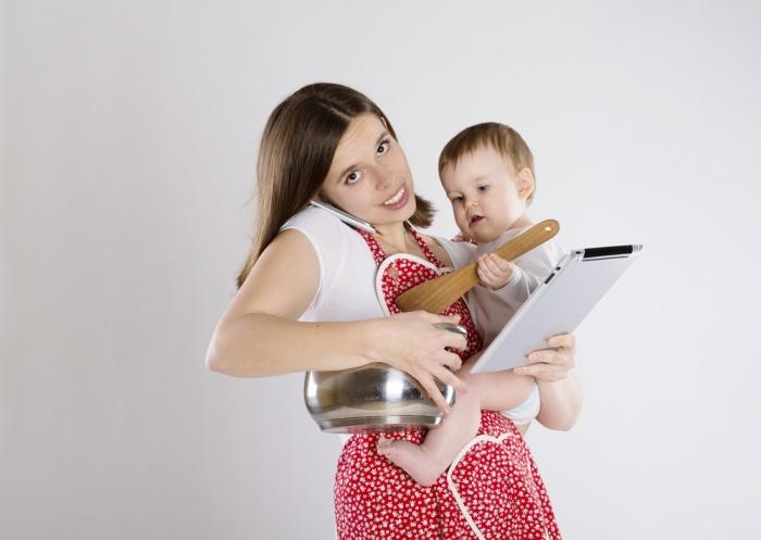 Правила тайм-менеджмента для мам